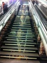 Escalera Metro de Gran Via