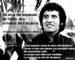 Víctor Jara: Músico, Profesor y Activista.