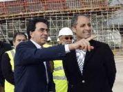 Calatrava le señala a Camps donde se llevará nuestro dinero.