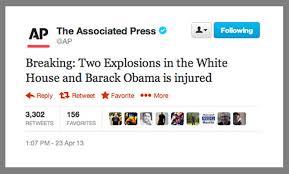 Dos explosiones en la Casa Blanca, Barack Obama esta herido.