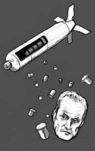 Morenes y sus prohibidas bombas racimo