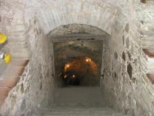 Entrada a la mina
