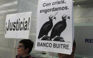 Bankia sigue engordando a los buitres